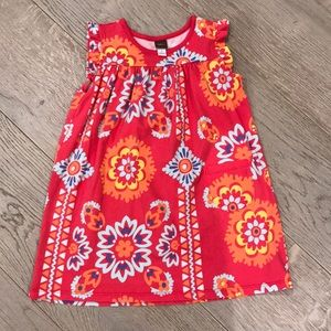 Tea Collection flower dress in size 4
